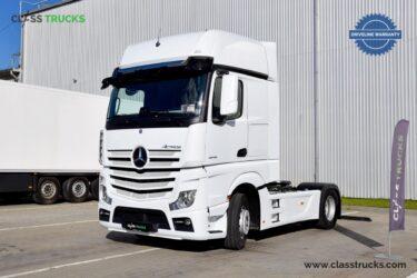 2018 Mercedes-Benz Actros 1848 LS 4x2 GigaSpace PC, FAC, SP
