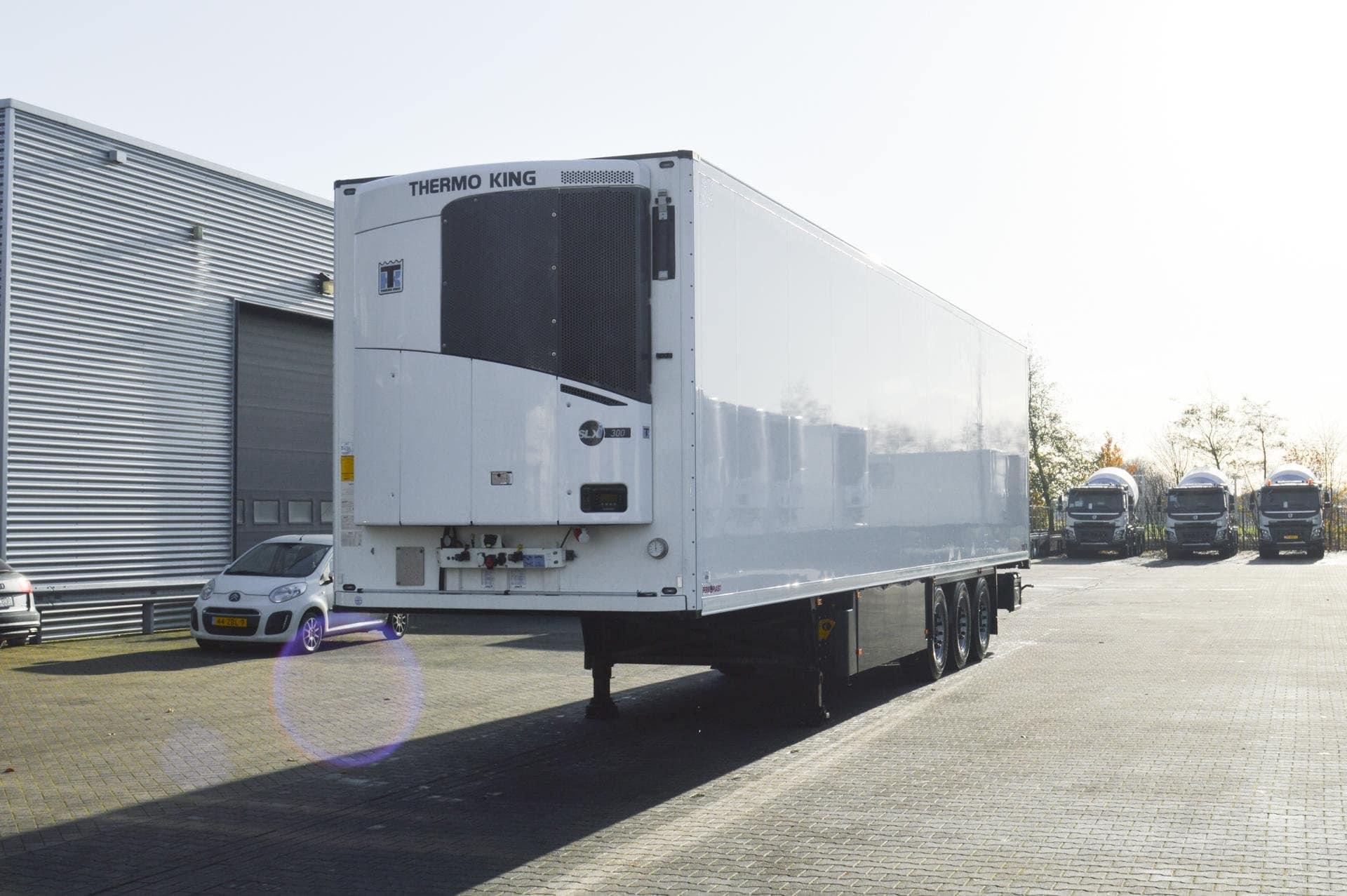 2018 Schmitz Cargobull SKO24/L - FP 45 ThermoKing SLXi300